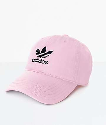 adidas Women's Pink Baseball Hat