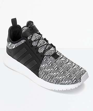adidas Xplorer Core Black & White Shoes