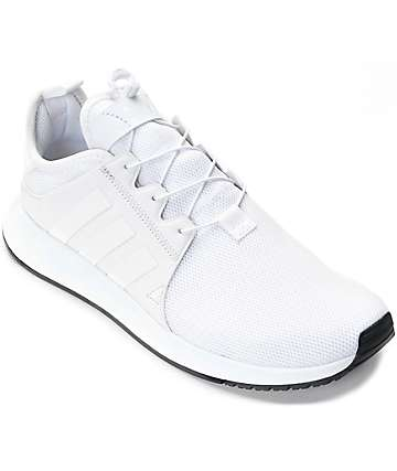 adidas Xplorer White Reflective Shoes