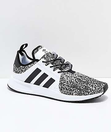 hot sale online b40c6 3d073 adidas Xplorer zapatos negros y blancos y grises