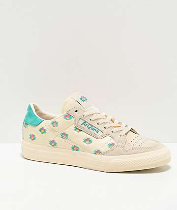 adidas x AriZona Tea Continental Vulc Lemon Shoes