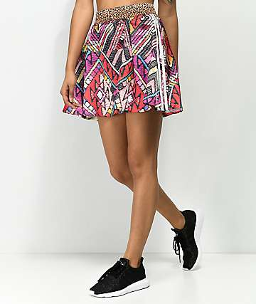 adidas x Farm Nylon Skater Skirt
