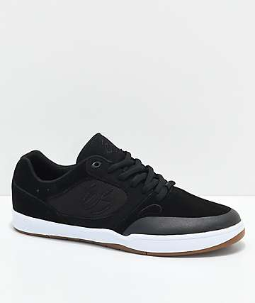 eS Swift 1.5 Black, White & Gum Skate Shoes