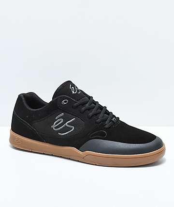 eS Swift 1.5 zapatos de skate en negro y goma