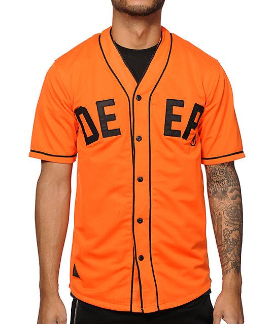 detailed look ca66e 08690 10 Deep Alta Vista Baseball Jersey