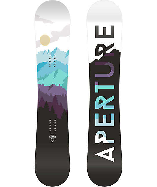 d2e8dfcc5d Aperture Cosmo Womens Snowboard