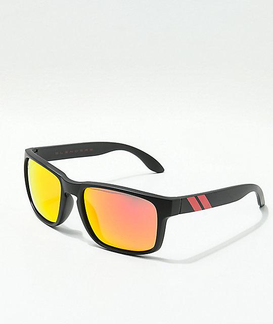 f48af577e737 Blenders Canyon Red Strike Polarized Sunglasses   Zumiez