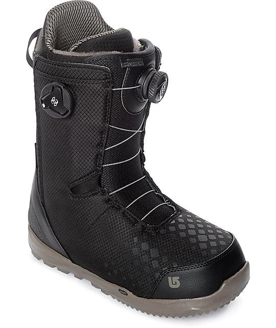 987f1885a9 Burton Concord Black Boa Snowboard Boots