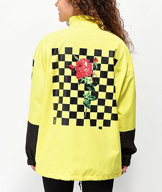 c8ebf2763 By Samii Ryan Let Me Go Colorblock Windbreaker Jacket | Zumiez