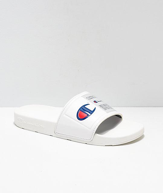 Champion ipo jock grey slides