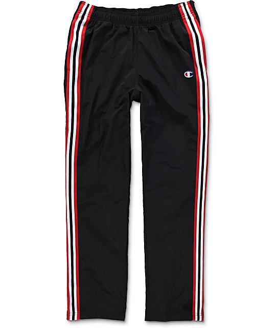5ed610a01b92 Champion Life Black Athletic Pants | Zumiez