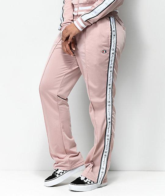 ccc4314d Champion Pink Track Pants | Zumiez