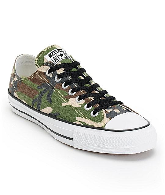 Converse CTAS Pro Camo Shoes