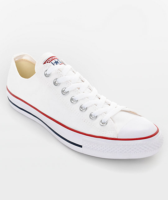 33dc5672c1c6 Converse Chuck Taylor All Star White Shoes
