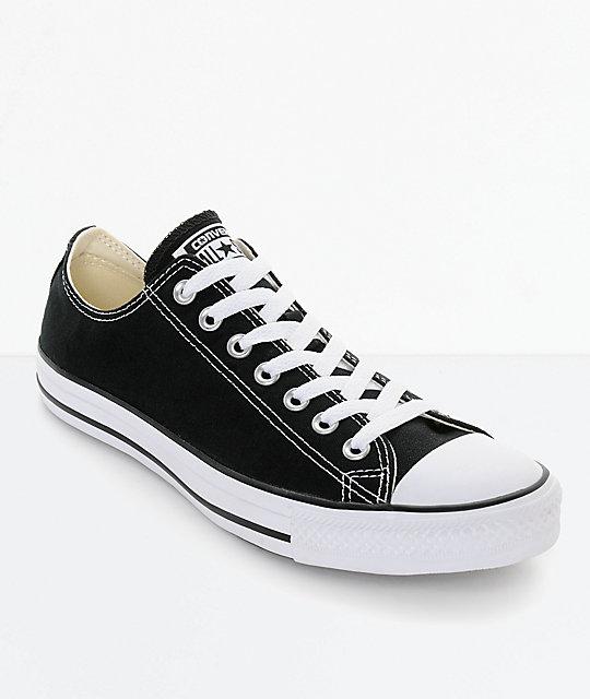 Converse All Zumiez En Negro Star Zapatos Chuck Taylor w7waqBH
