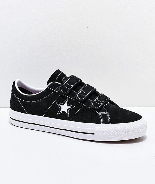converse buy, Converse Skateboard One Star Classic Black OX