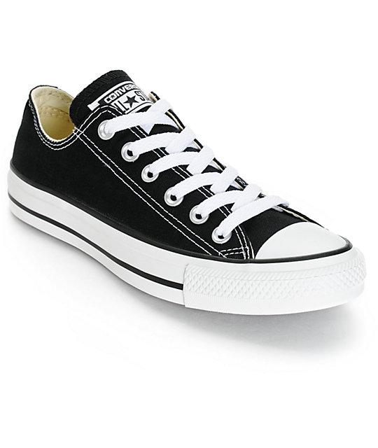 Converse Womens Chuck Taylor All Star Black Shoes  5d2aeaf43