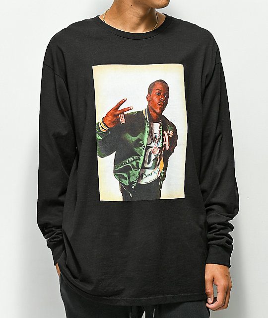 3b1d2606 Cross Colours 90's Legends Too Short Black Long Sleeve T-Shirt | Zumiez