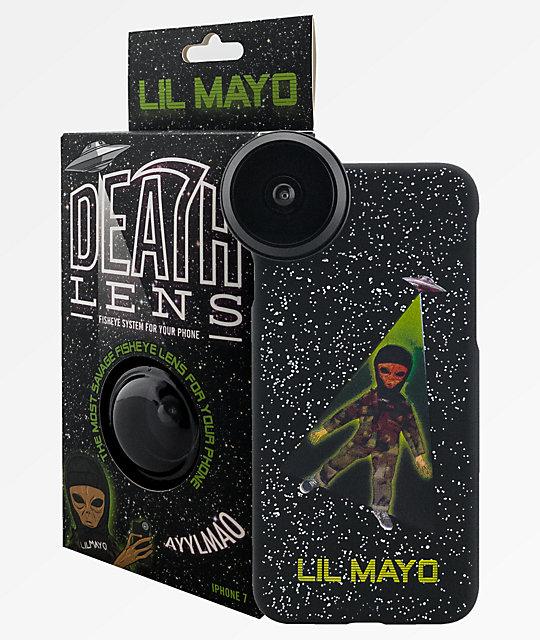 online retailer 29e1e b0125 Death Lens Lil Mayo iPhone 7 Fisheye Lens