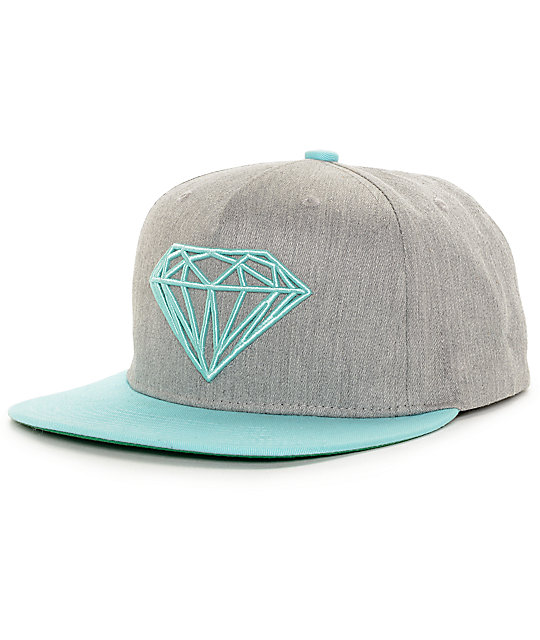 a0b88f0732b2e0 Diamond Supply Co Brilliant Snapback Hat | Zumiez