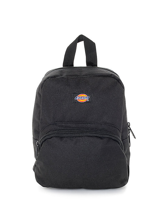1d2fc8416b Dickies Black Mini Backpack