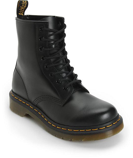 2080f25e056 Dr. Martens 1460 Black Boots   Zumiez