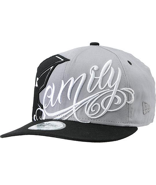 c5e39190ac5bc3 Famous Stars & Straps Always Family New Era Snapback Hat | Zumiez