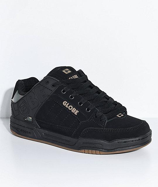 De Negro Camuflaje Nubuck En Tilt Y Skate Globe Zapatos A45Sc3LqRj