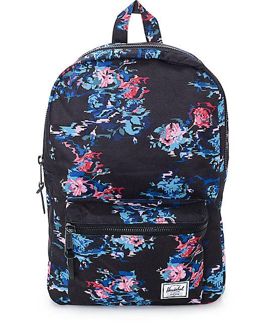 d456ef2fb10 Herschel Supply Co. Settlement Floral Blur 17L Backpack