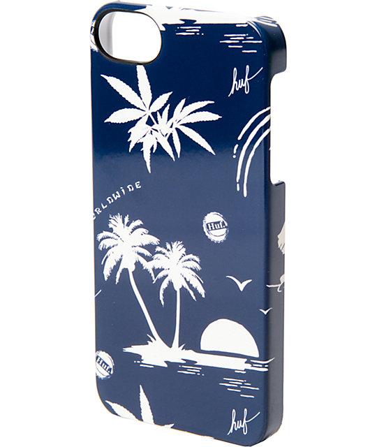 pretty nice 4de94 bdaca Huf X Incase Hawaiian Blue iPhone 5 Case