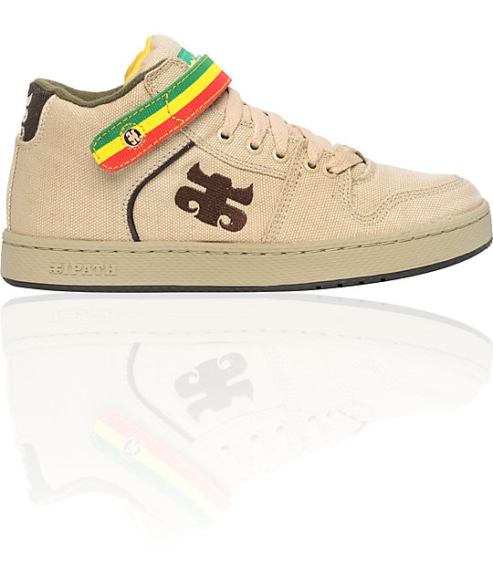 sports shoes 5553c 4ecac Ipath Grasshopper Natural Hemp Shoes   Zumiez