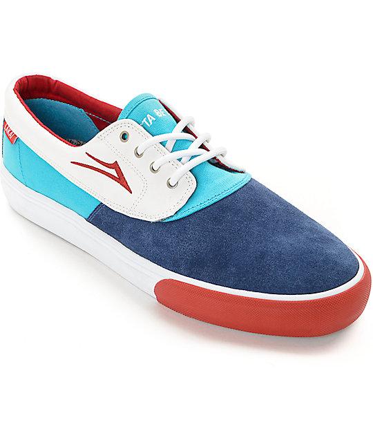 89909012 Lakai x Workaholics Camby Skate Shoes