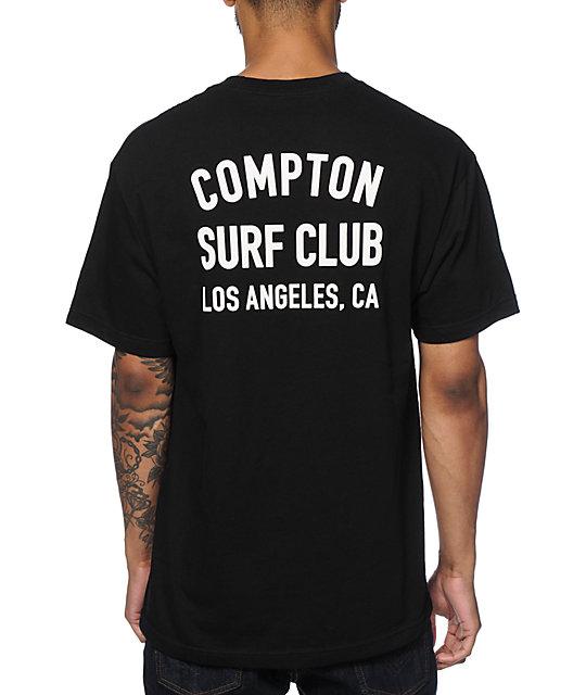 30bf0258628 Matix Compton Surf Club Pocket T-Shirt | Zumiez