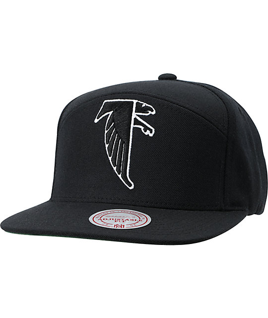 best sneakers 1158a b5675 NFL Mitchell and Ness Horizontal Atlanta Falcons Snapback ...