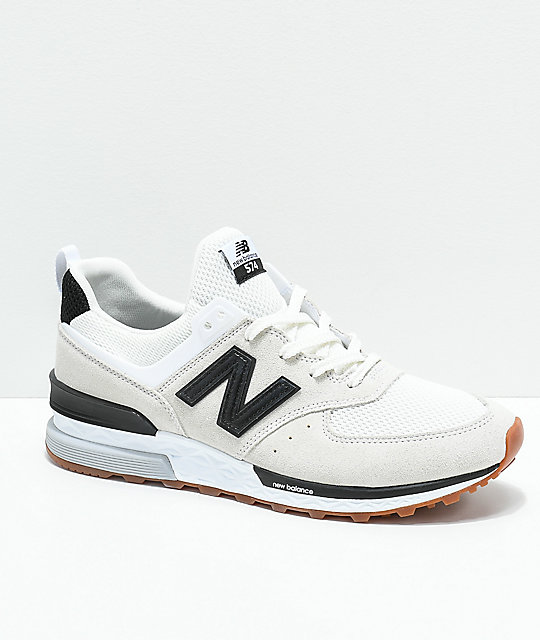 meet 3a471 94731 New Balance Lifestyle 574 Sport Nimbus Cloud & Black Shoes