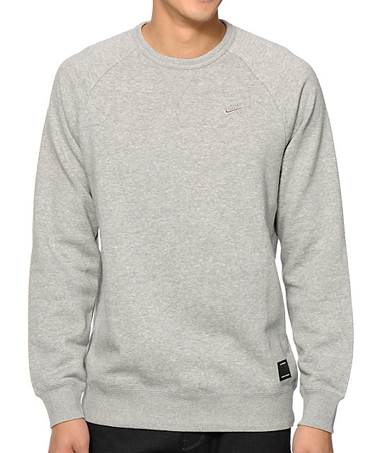 4c4079035 Nike SB Foundation Crew Neck Sweatshirt | Zumiez
