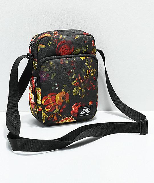 Nike De Sb Bolso Heritage Mano Floral OPkZXiu