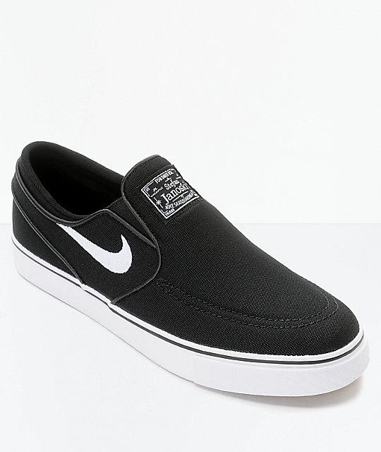 Para Janoski Nike Y Niños En Sb Negro Blanco Skate Zapatos De lF3cJKT1
