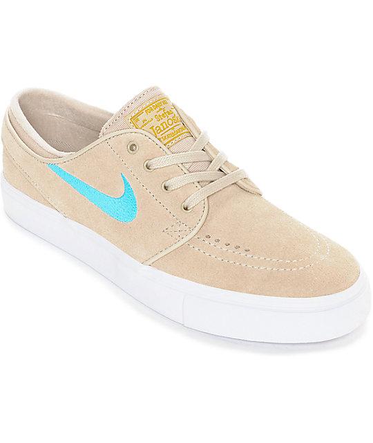 De Y Sb Caqui Para Mujeres Nike Janoski Skate Color En Azul Zapatos Y6yIbgf7v