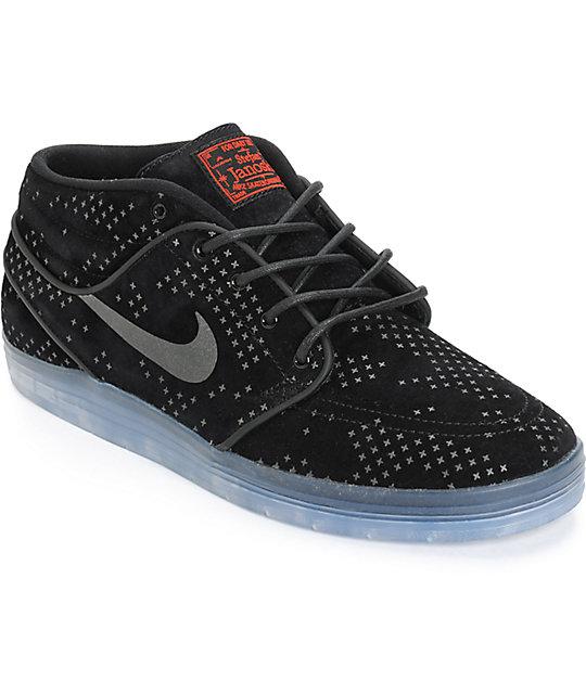 premium selection 2a3b6 f78a6 Nike SB Lunar Stefan Janoski Mid Flash Skate Shoes ...