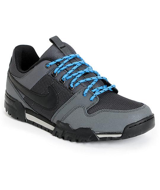 pretty nice b0a88 267af Nike SB Mogan 2 OMS Black Shoes