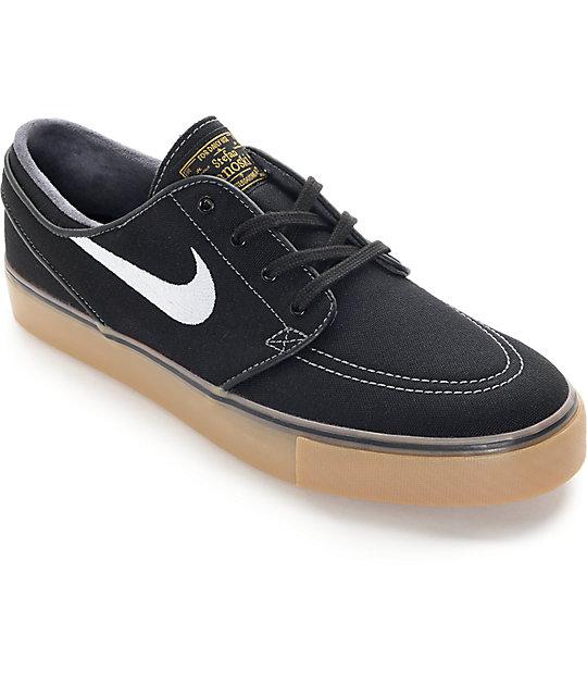 De Stefan Skate Negro Janoski Sb Zapatos En Nike Zoom yvmwP80ONn