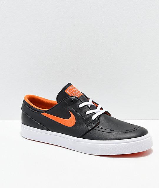 Janoski Sb Y Zapatos X De Nike Skate Negros Nba