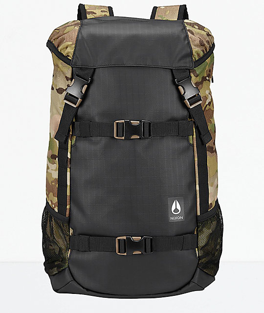 0afdd02b2 Nixon Landlock III Multicam 33L Backpack | Zumiez
