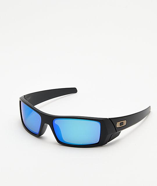Oakley gascan polarized matte mens sunglasses