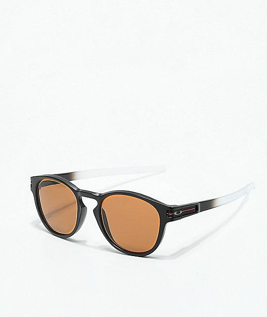 Negro Oakley Gafas En Y De Marrón Borderline Latch Sol PiTwZOkXu