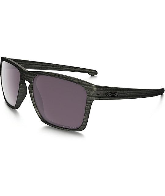 b31d82cfc6cf Oakley Sliver XL PRIZM Wood Grain Polarized Sunglasses | Zumiez