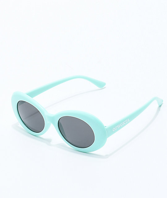 674c0f775ba9 Odd Future Mint Clout Sunglasses