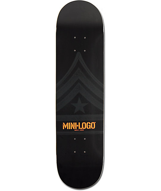 Powell Mini Logo 80 Skateboard Deck Zumiez