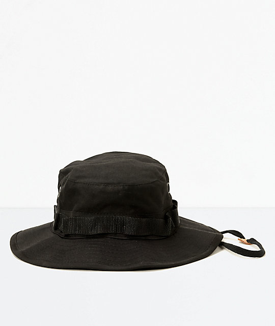 700f284fb77386 Rothco Boonie Black Bucket Hat | Zumiez